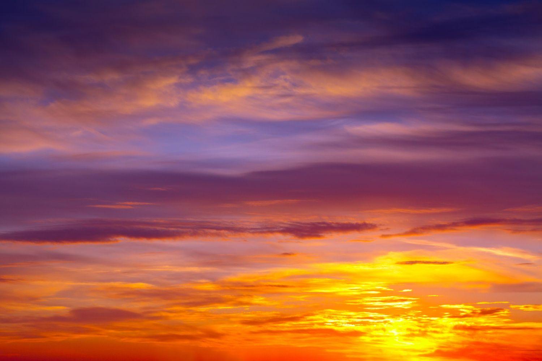 disfruta del amanecer