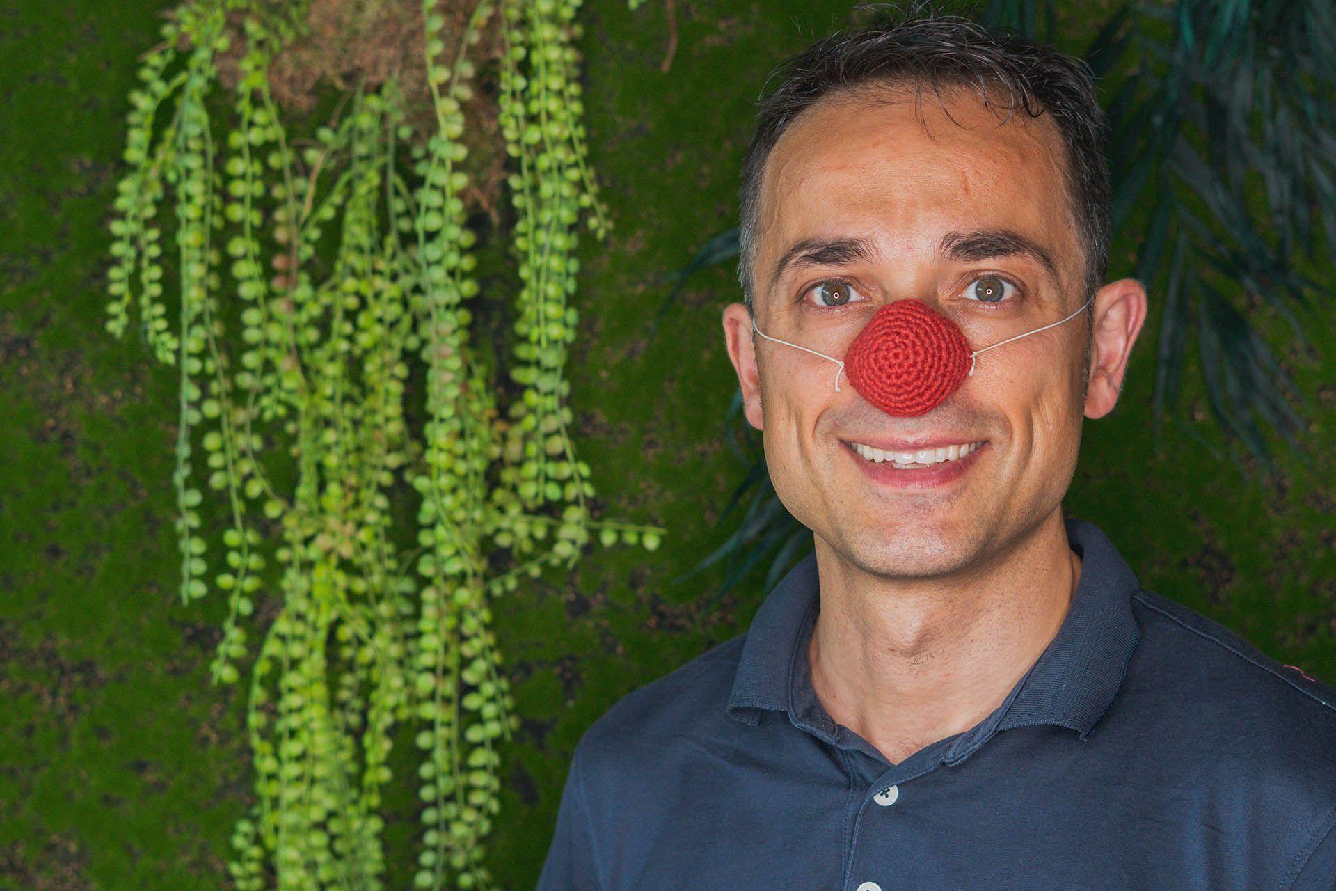 Sergio de Miguel _ Narices de clown artesanales